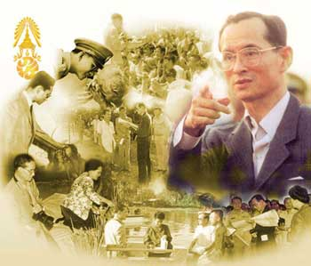 The King of Thailand in World Focus | Thai Political Facts Info