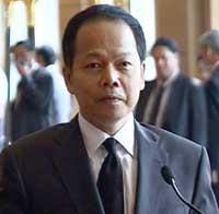 Noppadon Pattama,Former Foreign Affairs Minister