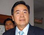 Gen Chaiyasit Shinawatra the president of Siam Gas Petrochemical