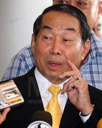 Former Army chief General Chettha Thanajaro