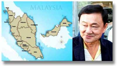 thaksin_malaysia