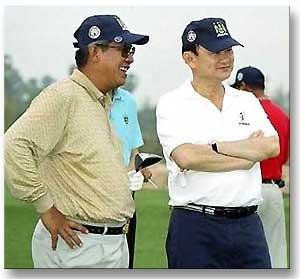 thaksin_hunsen_golf